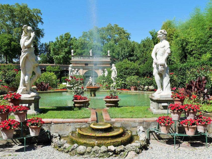 Garzoni Park Collodi